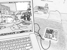 Ad-Hoc Charging from Macbook